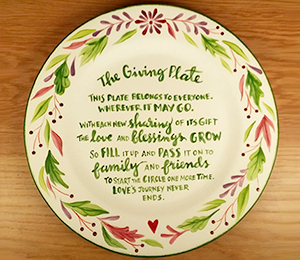 Fort Collins The Giving Plate