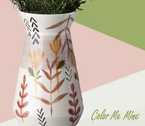 Fort Collins Minimalist Vase