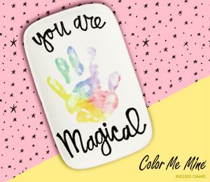 Fort Collins Rainbow Handprint