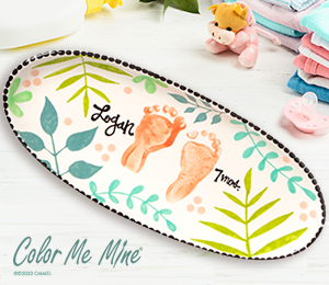 Fort Collins Tropical Baby Tray