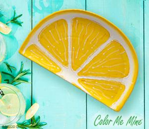 Fort Collins Lemon Wedge