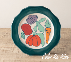 Fort Collins Produce Plate