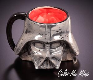 Fort Collins Darth Vader Mug