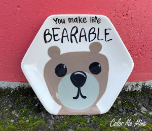Fort Collins Bearable Plate