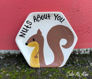 Fort Collins Squirrel Plate