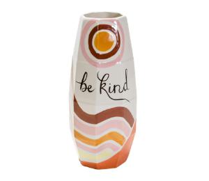 Fort Collins Be Kind Vase