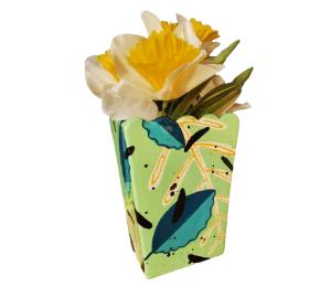 Fort Collins Leafy Vase