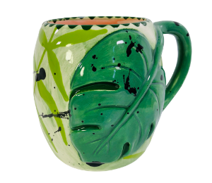 Fort Collins Monstera Mug