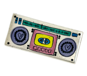 Fort Collins Boombox Tray