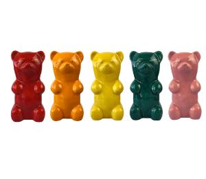 Fort Collins Gummy Bear Bank